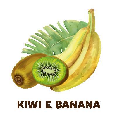 kiwiebanana