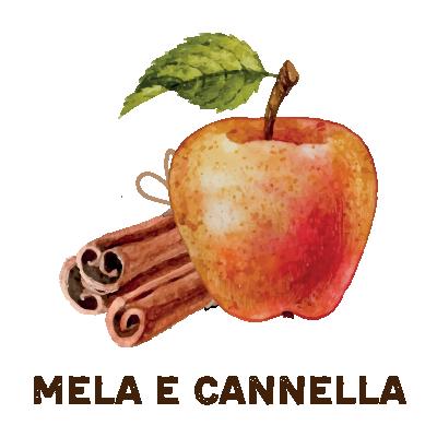 mela e canella